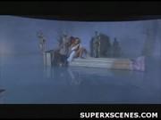 Grecka bogini w niesamowitej akcji